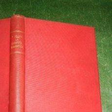 Libros antiguos: EPISODIOS NACIONALES: LA ESTAFETA ROMANTICA, DE BENITO PEREZ GALDOS - 1899 (2.000). Lote 180007201