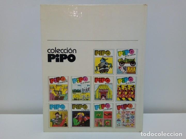 Libros antiguos: libros educativos Pipo en una Fiesta y Pipo y su Familia CEAC 1979 - Foto 7 - 180015502