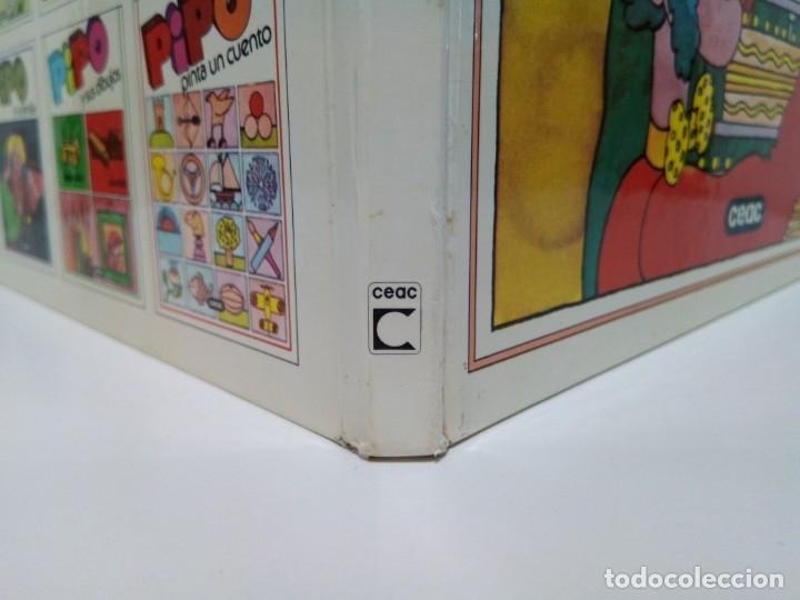Libros antiguos: libros educativos Pipo en una Fiesta y Pipo y su Familia CEAC 1979 - Foto 12 - 180015502