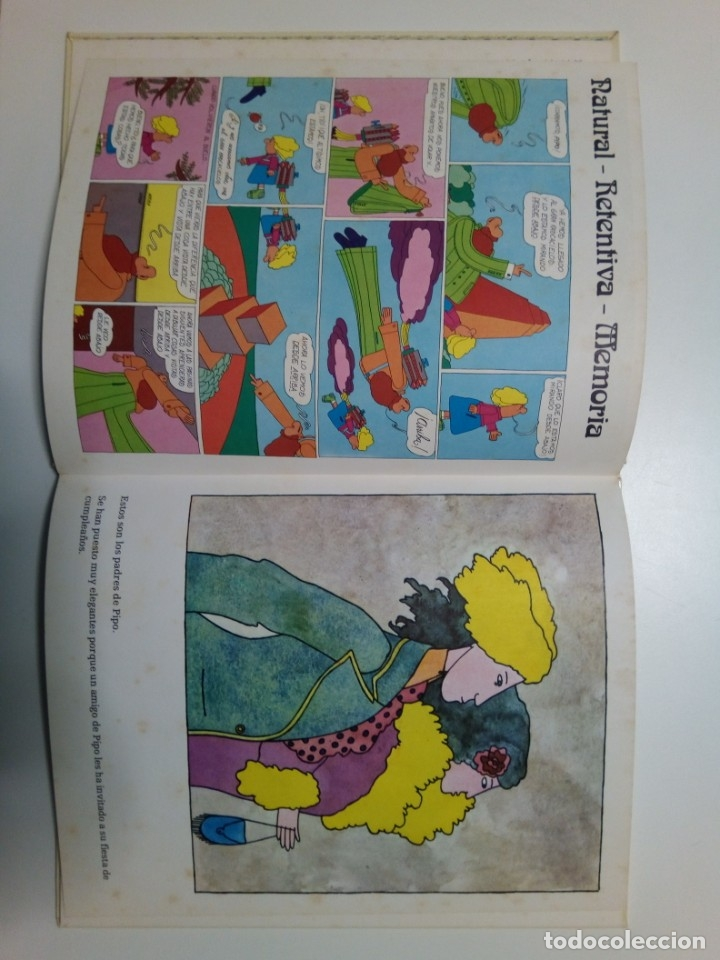 Libros antiguos: libros educativos Pipo en una Fiesta y Pipo y su Familia CEAC 1979 - Foto 17 - 180015502