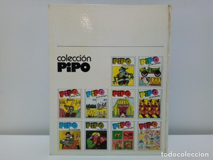Libros antiguos: libros educativos Pipo en una Fiesta y Pipo y su Familia CEAC 1979 - Foto 26 - 180015502