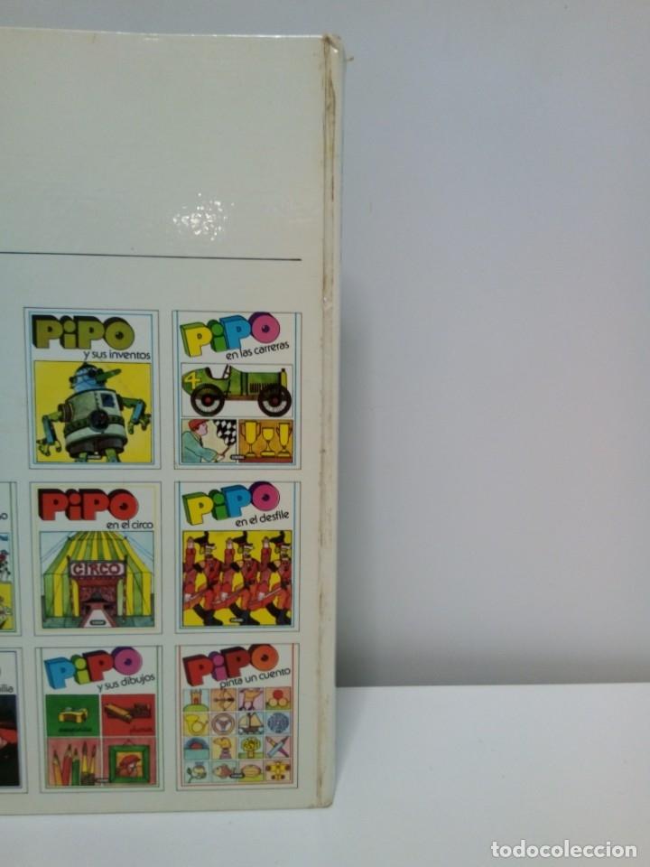 Libros antiguos: libros educativos Pipo en una Fiesta y Pipo y su Familia CEAC 1979 - Foto 30 - 180015502