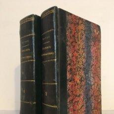 Libros antiguos: HISTORIA DE INGLATERRA, DESDE LOS TIEMPOS REMOTOS HASTA NUESTRO DÍAS. SAINT-PROSPER, AUGUSTO. 1842. Lote 180020283