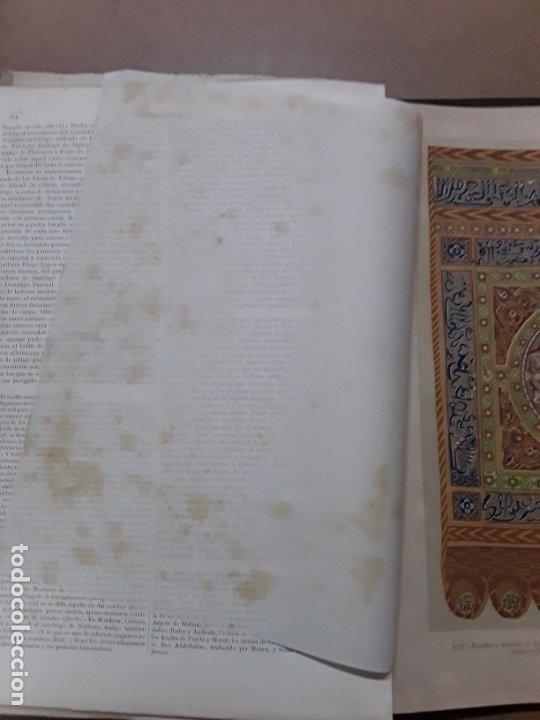 Libros antiguos: Historia general de España,modesto lafuente,tomo I - Foto 11 - 180021098