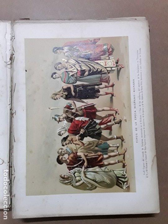 Libros antiguos: Historia general de España,modesto lafuente,tomo I - Foto 18 - 180021098