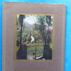 Libros antiguos: ALBUM MERAVELLA. VOLUM V. GIRONA. 1933. LLIBRERIA CATALONIA.. Lote 180024098