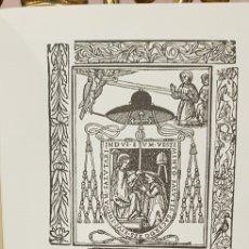 Libros antiguos: CANCIONERO DE AMBROSIO MONTESINO.. Lote 180026033