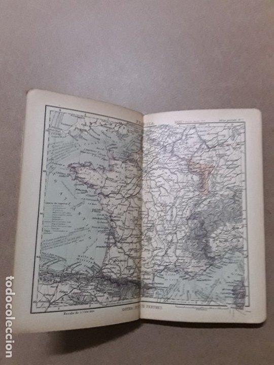 Libros antiguos: Atlas portatil,justus perthes,1920 - Foto 6 - 180027860
