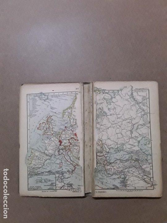 Libros antiguos: Atlas portatil,justus perthes,1920 - Foto 7 - 180027860