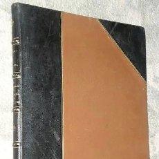 Libros antiguos: EL SANTUARIO DE SAN MIGUEL DE EXCELSIS (NAVARRA) Y SU RETABLO ESMALTADO. (1929). Lote 180045168