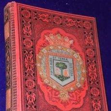 Libros antiguos: ESPAÑA. SUS MONUMENTOS Y SUS ARTES. SU NATURALEZA E HISTORIA. HUELVA (1891). Lote 180045241