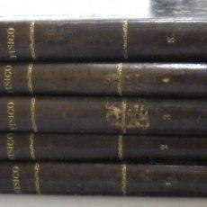 Libros antiguos: EL MUNDO FISICO. AMADEO GUILLEMIN. MANUEL ARANDA Y SANJUAN. 1882. BARCELONA. MONTANER Y SIMON. LEER. Lote 180074148