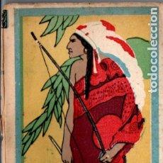 Libros antiguos: EMILIO SALGARI : EL HOMBRE DE FUEGO TOMO I (CALLEJA). Lote 180087448