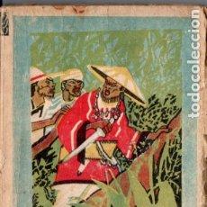 Libros antiguos: EMILIO SALGARI : LOS HORRORES DE FILIPINAS TOMO II (CALLEJA). Lote 180087845