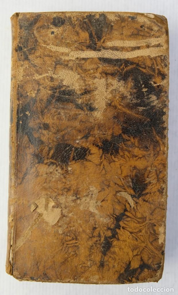 Libros antiguos: Fables Choisies, M.De la Fontaine-Libraire Chez J.F.Bastien 1779 - Foto 2 - 180131537