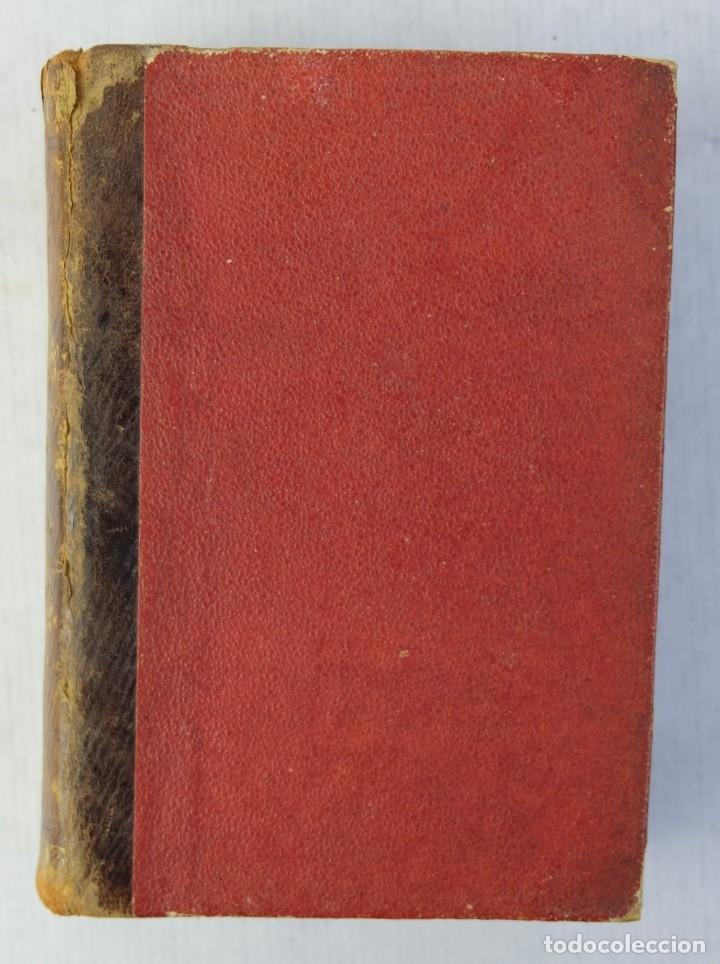 Libros antiguos: El libro de las familias, novisimo manual práctico-décima edición-Librería de D.Leocadio López, 1863 - Foto 3 - 180132352