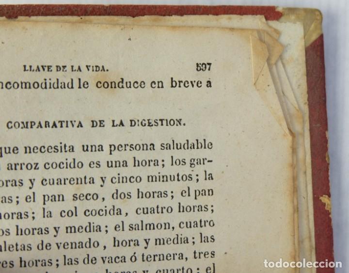 Libros antiguos: El libro de las familias, novisimo manual práctico-décima edición-Librería de D.Leocadio López, 1863 - Foto 6 - 180132352