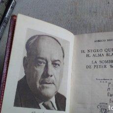 Libros antiguos: EL NEGRO QUE TENIA EL ARMA BLANCA. Lote 180164447