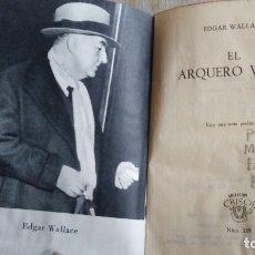 Libros antiguos: EL ARQUERO VERDE. Lote 180164830