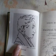 Libros antiguos: PAGINAS SELECTAS. Lote 180166408