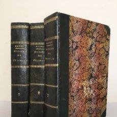 Libros antiguos: HISTORIA DE FRANCIA, DESDE LOS TIEMPOS MAS REMOTOS HASTA 1839. - SAINT-PROSPER, A. J. C. 1840. Lote 180177930