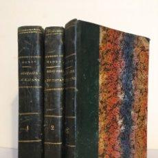 Libros antiguos: JUAN CORTADA - HISTORIA DE ESPAÑA, DESDE LOS TIEMPOS MÁS REMOTOS HASTA 1839. Lote 180178565