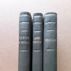 Libros antiguos: LOTE DE LIBROS ARMANDO PALACIOS VALDÉS,1926,3 VOLUMENES. Lote 180203387