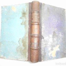 Libros antiguos: MARIUS BOURRELLY FABLES DE LA FONTAINE (2 VOLUME)( EN FRANCÉS) Y96606. Lote 180456856