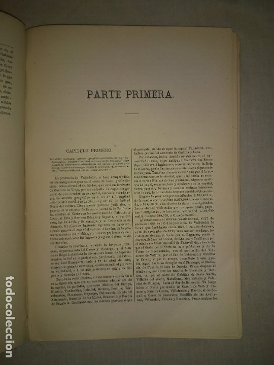 Libros antiguos: CRONICA DE LA PROVINCIA DE VALLADOLID - AÑO 1869 - D.F.FULGOSIO - GRABADOS. - Foto 3 - 180489961