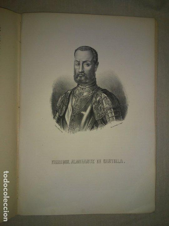 Libros antiguos: CRONICA DE LA PROVINCIA DE VALLADOLID - AÑO 1869 - D.F.FULGOSIO - GRABADOS. - Foto 5 - 180489961