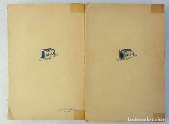 Libros antiguos: Divagaciones hispánicas-Arturo Farinelli-Casa editorial 1936-2 tomos - Foto 2 - 180499418