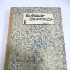 Libros antiguos: EL SOLDADO DESCONOCIDO II. FOSSATI. VARIOS NUMEROS ENCUADERNADOS. DEL 51 AL 91. VER. Lote 180612010