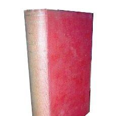 Libros antiguos: CARMENCHU. NOVELA VASCA. ARANAZ CASTELLANOS, M.. Lote 180839967
