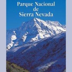 Libros antiguos: PARQUE NACIONAL SIERRA NEVADA. Lote 180867905