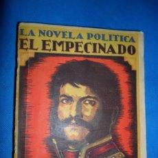 Libros antiguos: EL EMPECINADO VISTO POR UN INGLÉS, GREGORIO MARAÑÓN, ED. CASTRO. Lote 180868411