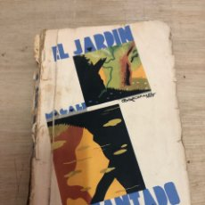 Libros antiguos: EL JARDÍN ENCANTADO. Lote 180869171