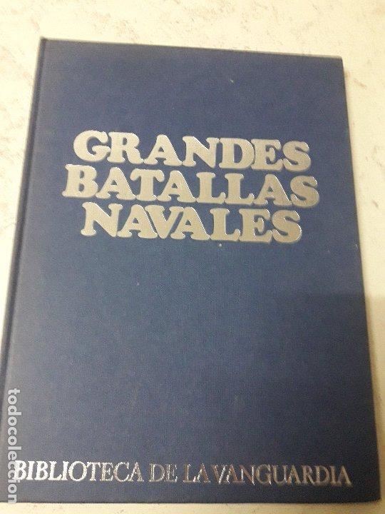 GRANDES BATALLAS NAVALES (Libros Antiguos, Raros y Curiosos - Bellas artes, ocio y coleccionismo - Otros)