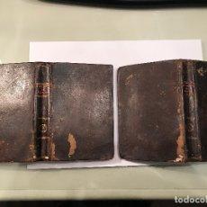 Libros antiguos: COMPENDIO DE LA HISTORIA DE ESPAÑA POR DUCHESNE. MADRID, 1799. Lote 180899091