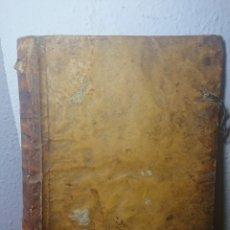 Libros antiguos: ANTIGUA CUBIERTA TAPA DE PERGAMINO 32X21CM. Lote 180902130