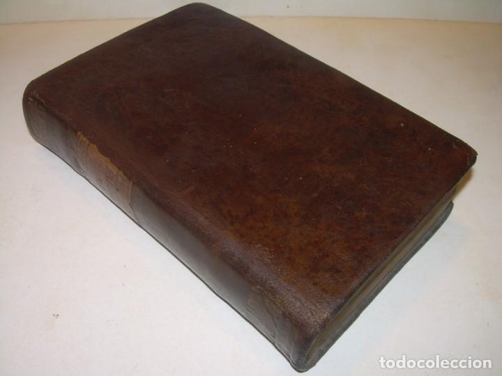 LIBRO TAPAS DE PIEL...EL ABUELO....AÑO. 1840....522 PAGINAS. (Libros Antiguos, Raros y Curiosos - Literatura - Otros)