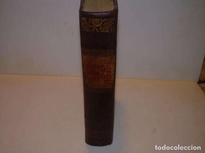 Libros antiguos: LIBRO TAPAS DE PIEL...EL ABUELO....AÑO. 1840....522 PAGINAS. - Foto 2 - 181074791