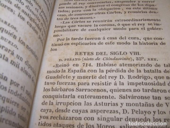 Libros antiguos: LIBRO TAPAS DE PIEL...EL ABUELO....AÑO. 1840....522 PAGINAS. - Foto 8 - 181074791