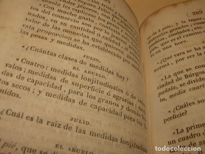 Libros antiguos: LIBRO TAPAS DE PIEL...EL ABUELO....AÑO. 1840....522 PAGINAS. - Foto 15 - 181074791