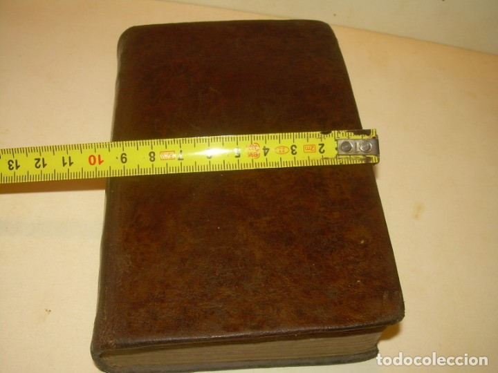 Libros antiguos: LIBRO TAPAS DE PIEL...EL ABUELO....AÑO. 1840....522 PAGINAS. - Foto 18 - 181074791