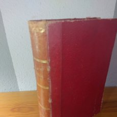Libros antiguos: TOMO REVISTA LA FAMILIA (1923-1924), INCLUYE 12 NÚMEROS. Lote 181123427