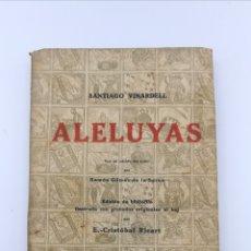 Libros antiguos: ALELUYAS EDICIÓN DE BIBLIÒFILO 1919. Lote 181318453
