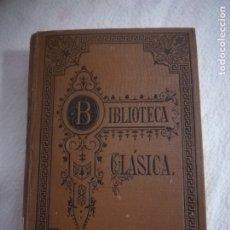 Livres anciens: BIBLIOTECA CLASICA. LAS SIETE TRAGEDIAS DE ESCHYLO. FDO SEGUNDO BRIEVA SALVATIERRA. 1916. MADRID. Lote 181512531