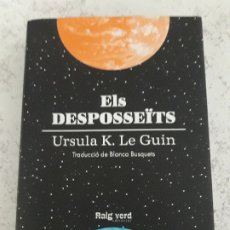 Libros antiguos: ELS DESPOSSEITS URSULA K.LE GUIN. Lote 181512838