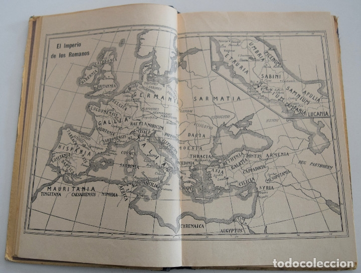 Libros antiguos: EPÍTOME DE HISTORIA UNIVERSAL - TERCERA EDICIÓN - P. RAMÓN RUIZ AMADO - AÑO 1931 - Foto 5 - 181550601