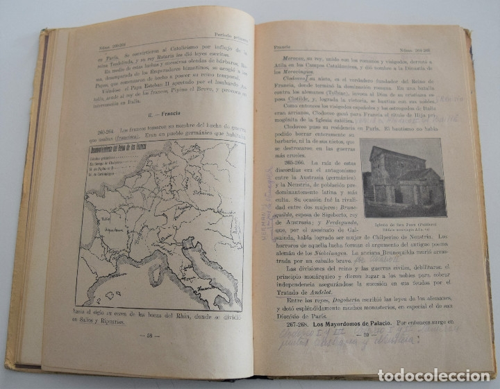 Libros antiguos: EPÍTOME DE HISTORIA UNIVERSAL - TERCERA EDICIÓN - P. RAMÓN RUIZ AMADO - AÑO 1931 - Foto 6 - 181550601